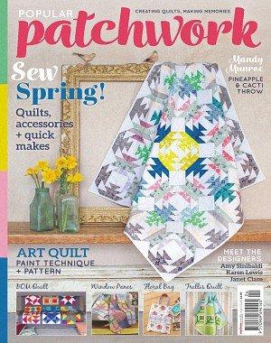 Popular Patchwork - April 2018