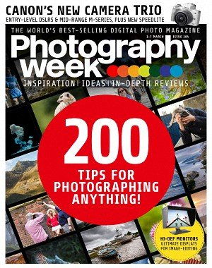 Photography Week - 1 March 2018