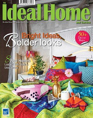 The Ideal Home and Garden - March 2018