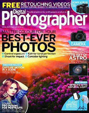 Digital Photographer - April 2018