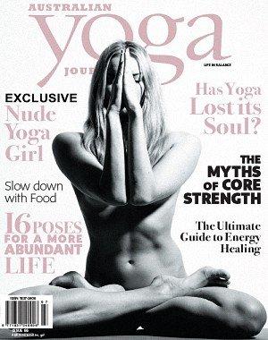 Australian Yoga Journal - April 2018
