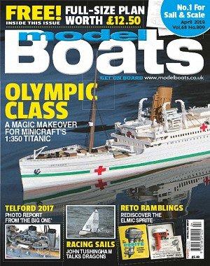 Model Boats - April 2018