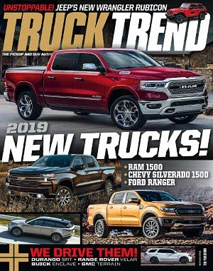 Truck Trend - May/June 2018