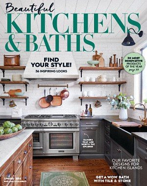 Kitchens and Baths - February 2018