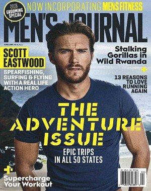 Men's Journal - April 2018