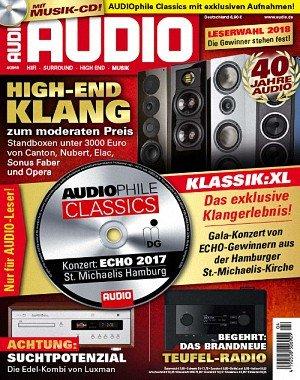 Audio - April 2018