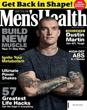 Men's Health Australia - April 2018