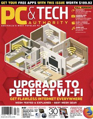 PC and Tech Authority - April 2018