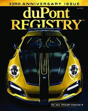 duPont Registry - April 2018