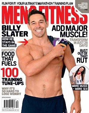 Australian Men's Fitness - April 2018