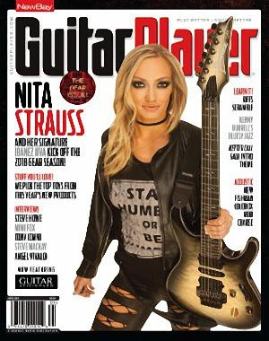 Guitar Player - April 2018