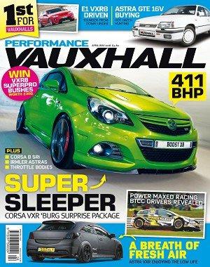 Performance Vauxhall - April 2018