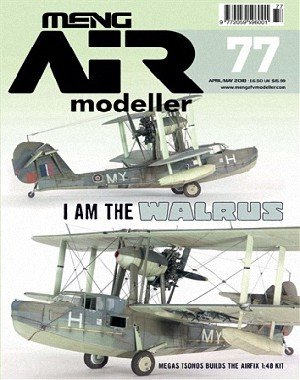 AIR Modeller - Issue 77 (April/May 2018)
