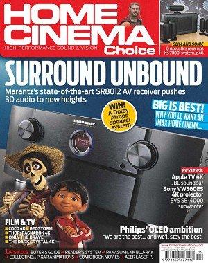 Home Cinema Choice - April 2018