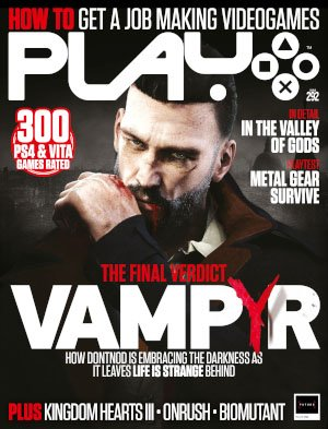 Play UK - Issue 292, 2018