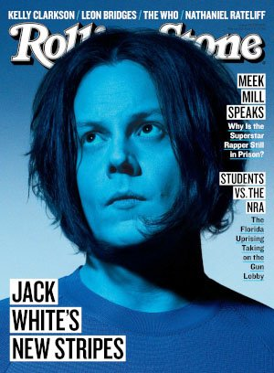 Rolling Stone USA - March 22, 2018