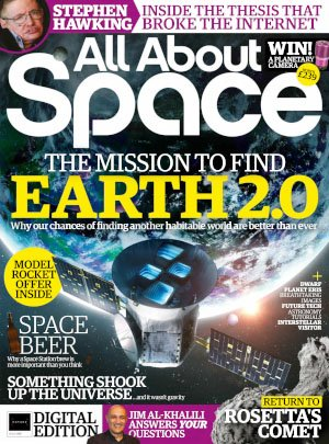 All About Space - June 2018