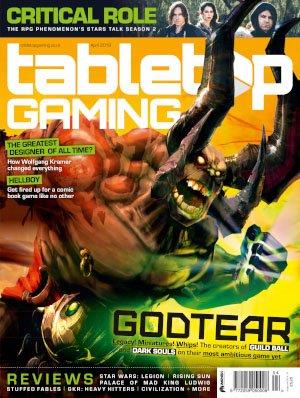 Tabletop Gaming - April 2018
