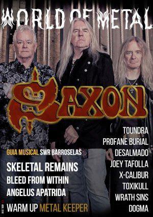 World of Metal - abril 2018