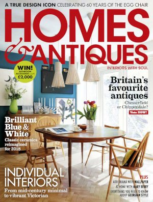 Homes & Antiques - May 2018
