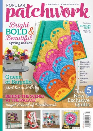 Popular Patchwork – May 2018