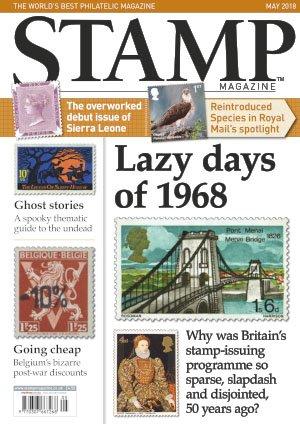 Stamp Magazine – May 2018