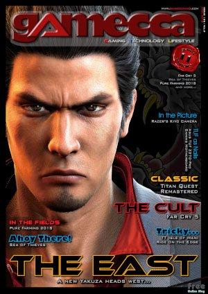 Gamecca Magazine - April 2018