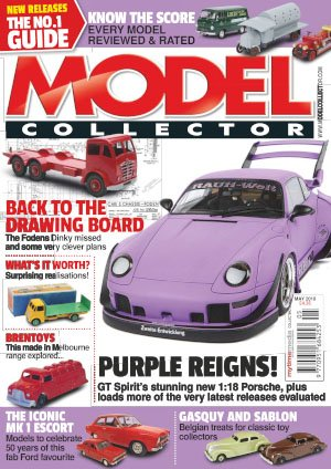 Model Collector - May 2018