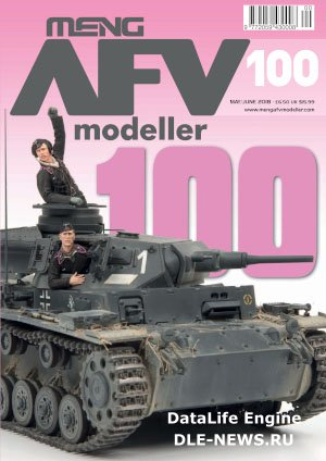 AFV Modeller - Issue 100 (May/June 2018)