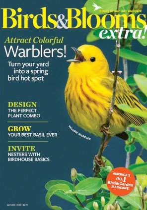 Birds and Blooms Extra - May 01, 2018