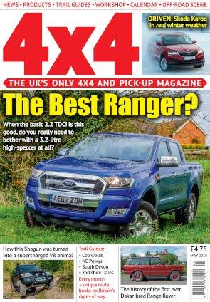 4x4 Magazine UK - May 2018