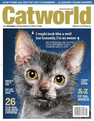 Cat World - Issue 482, 2018