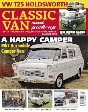 Classic Van & Pick-Up - May 2018