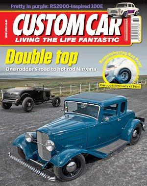 Custom Car – June 2018