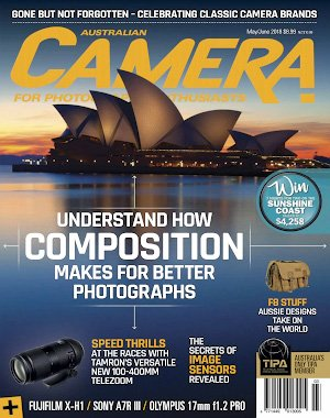 Australian Camera - May/June 2018