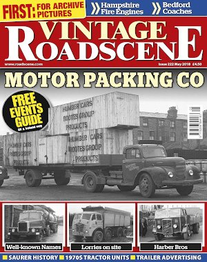 Vintage Roadscene – May 2018