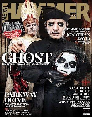 Metal Hammer UK - June 2018
