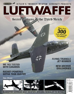 Luftwaffe: Secret Designs of the Third Reich 2018