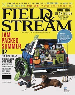 Field & Stream - June 2018