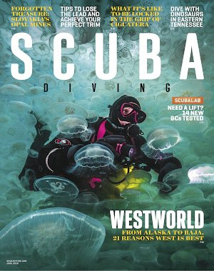 Scuba Diver USA - June/July 2018