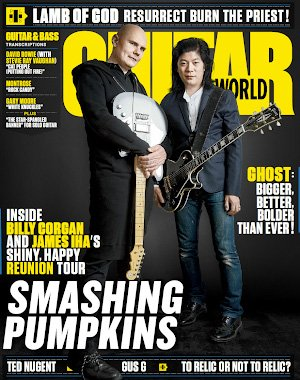Guitar World - August 2018