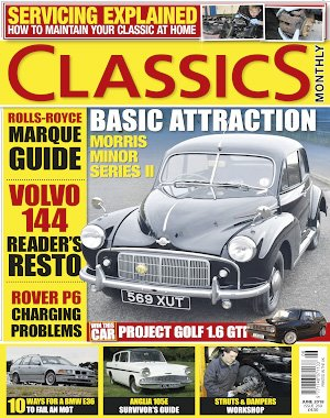 Classic Cars UK - August 2018