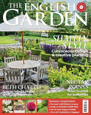 The English Garden – July 2018