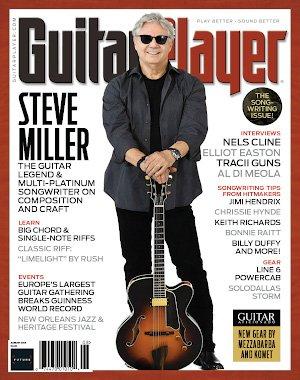 Guitar Player - August 2018
