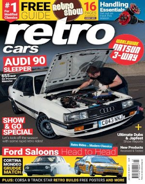 Retro Cars - July/August 2018
