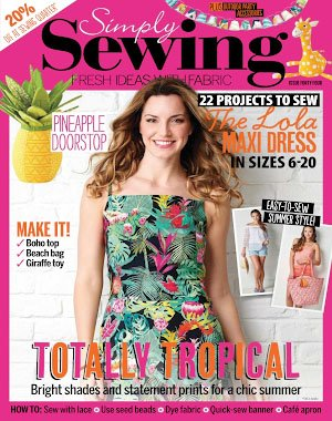 Simply Sewing - September 2018