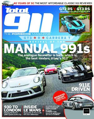 Total 911 – August 2018