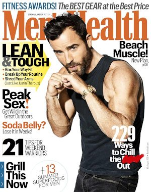 Men's Health USA - July 2018