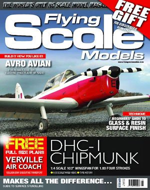 Flying Scale Models – August 2018