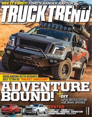Truck Trend - July/August 2018